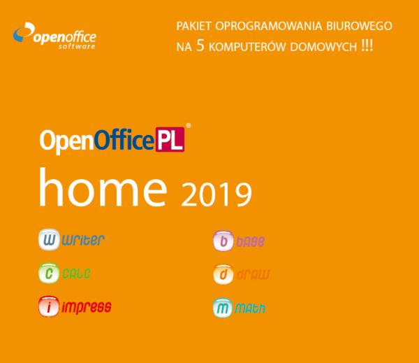 OpenOfficePL Home 2019