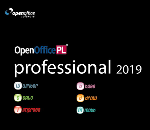 OpenOfficePL Professional 2019