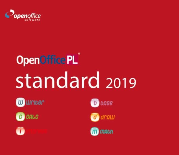 OpenOfficePL Standard 2019